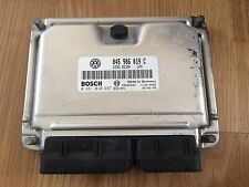 Audi VW ecu immo off/removed/unlocked 045906019C 0281010697 plug and play