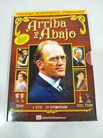 Sopra Y Sotto Prima Stagione 1 Completa - 4 X DVD Spagnolo Inglese