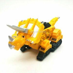Mattel Dinotrux Dozer Triceratops Diecast Dreamworks Toy Kids Gift Loose