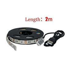 1-10M SMD 5050 RGB DEL Strip Light Flexible Lighting 12V IR Controller Adapter