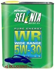 OLIO SELENIA WR WIDE RANGE PURE ENERGY 5W-30 - ACEA C2