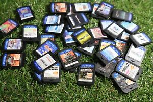 PS VITA only cartridge game soft variation Psv vita game Japan