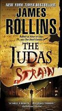 USED (GD) The Judas Strain: A Sigma Force Novel by James Rollins