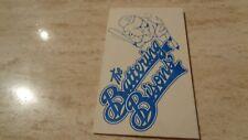 1983 Buffalo Bisons Baseball Schedule - Marine Midland Bank