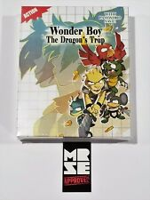 WONDER BOY COLLECTOR'S EDITION PS4 (PlayStation 4) NEW Limited Run Games #73
