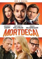 Mortdecai [New DVD]