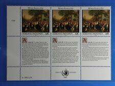 unicef 1993 Briefmarken Menschenrechte - Wien  PF