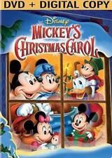 WALT DISNEY MINI CLASSICS - MICKEY'S CHRISTMAS CAROL NEW DVD
