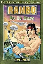 Rambo - Up In Arms (DVD, 2005)