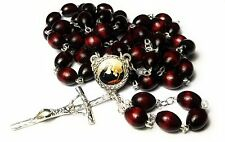 St Rita of Cascia cherry Relic rosary sickness wounds marital problems abuse