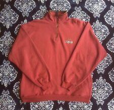 JanSport Mens Sweatshirt Pullover Size Large Southwestern Trim Vintage