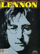 John Lennon Masters Of Rock rare book from 1990 The Beatles