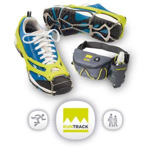 hive outdoor VERIGA Run Track  Schuhketten Antirutschketten Spikes 36 - 48