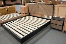 Lilydale - 4 Piece Bedroom Set - King or Queen Bed - Solid Messmate & Oak Timber