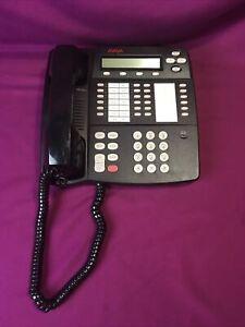 Avaya Merlin Magix 4412D+ 12-Button Black Display Speakerphone Office Phone