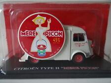CITROEN TYPE H MERE PICON véhicules publicitaires 1/43