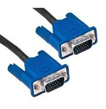 Cable alargador SVGA VGA macho - macho 1m metros pantalla ordenador monitor