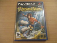 JEU PLAYSTATION 2 - PRINCE OF PERSIA / LES SABLES DU TEMPS