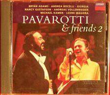 PAVAROTTI & FRIENDS 2   LONDON CD