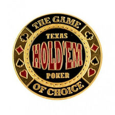 Card Guard HOLD'EM - poker chips fiches texas hold em