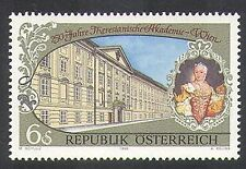 Austria 1996 Academy/Building/Architecture/Empress Theresia/People 1v (n37945)