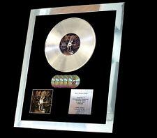 AC/DC STIFF UPPER LIP  MULTI (GOLD) CD PLATINUM DISC LP FREE P+P!