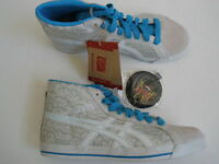 Onitsuka Tiger Asics Leather Sneakers men's US 9 RARE