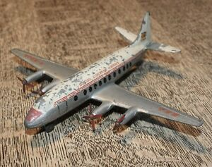 Dinky Toys Model 708 Vickers Viscount BEA Air Liner