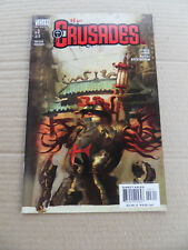 Crusades , The 3 . DC / Vertigo 2001 . VF