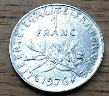 PIECE DE 1 FRANC SEMEUSE 1976 (54)