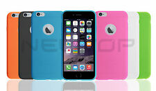 """Cover Morbido Custodia TPU Soft Case per iPhone 6 4.7"""" NEWTOP"""