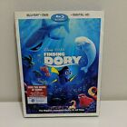 FINDING DORY - Disney DVD + BLU-RAY (No Digital Copy)