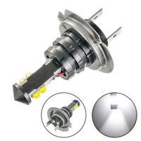 White High Power 20W H7 Car COB LED Fog Daytime Running Light DRL Lamp