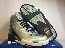 Reebok Twilight Zone Pump Classic Droid Shoes Size 11 Silver/Black Android RARE
