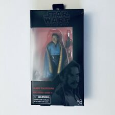 "LANDO CALRISSIAN Star Wars The Empire Strikes Back Black Series #39 6"" Fig MIB!"