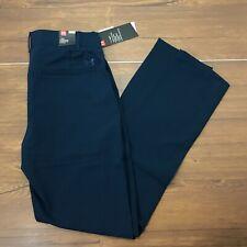 Under Armour Womens Stretch Golf Pants Academy Blue sz 4 ZA00148 $85
