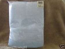 Bright Future/Baby Morgan Acrylic Blue Crib Blanket