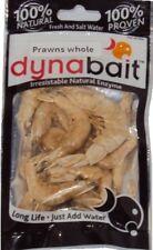 DynaBait Freeze Dried Prawn Shrimp Fish Dyna Bait Fishing Lure Bream Bass Barra