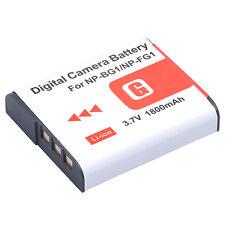 1Pcs NP-BG1 Battery For SONY Cyber-shot DSC-H3 DSC-H7 DSC-H9 DSC-H10 DSC-H20