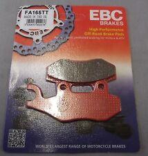 EBC Delantero Pastillas De Disco De Freno Lh Suzuki LT-R450 LT-A500 LT-F500 FA165TT