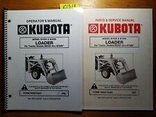 Kubota B1630 B1640 Loader B5200 B6100 B6200 B7100 B7200 Operator Service Manual
