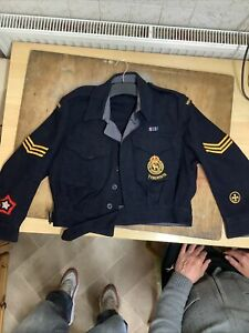 Civil Defence Jacket