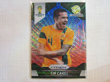 2014 Panini Prizm FIFA World Cup Soccer Red & Blue Prizm  Tim Cahill