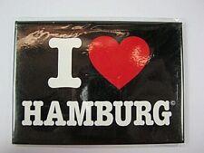 Hamburg Germany Foto Magnet XXL I LOVE,Deutschland Souvenir,neu