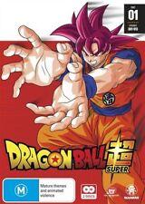 Dragon Ball Super : Part 1 : Eps 1-13
