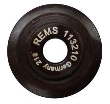 Rems Schneidrad Cu-Inox 3-120 S4