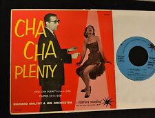 Richard Maltby Elliott Lawrence SESAC Repertory 31 Cha Cha Plenty