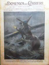 La Domenica del Corriere 7 Settembre 1924 Delitto di Matteotti Mozart Locatelli