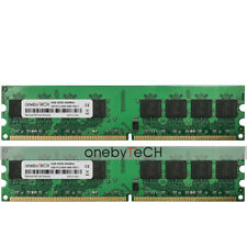 8GB 2X4GB PC2-6400 DDR2 800 DIMM Memory For AMD AM2 CPU Chipset Socket PC Module