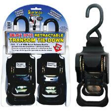Starbrite 60428 H.D.Retractable Tie-Down Pr/Pk